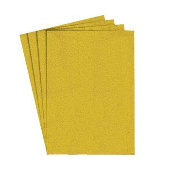 Schleifpapier-Bogen, PS 30 D Abm.: 115x280, Korn: 80