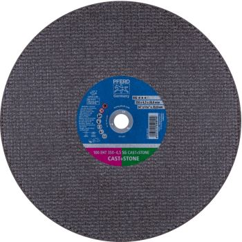 Trennscheibe 100 EHT 350-4,5 AC 24 Q SG/20,0