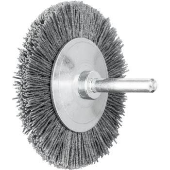 Rundbürste mit Schaft, ungezopft RBU 7008/6 SiC 120 0,55