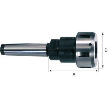 Fräserspannfutter MK 3 Spannbereich 2-25 mm