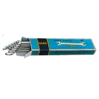 Doppelmaulschlüssel 12-teilig 6x7-27x32 mm DIN 31