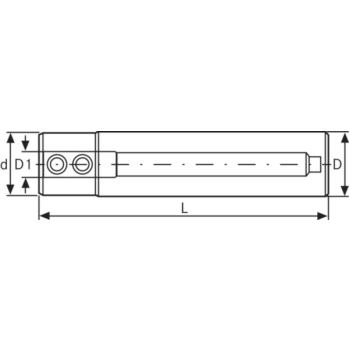 Mini-Halter AIM 0020 H3 17118112