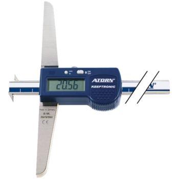 Tiefenmessschieber elektronisch 300 mm ZW 0,01 mm KEEPTRONIC multiCOM