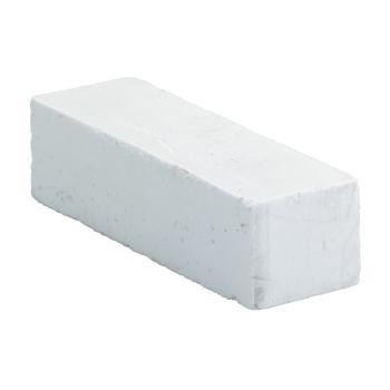 Polierpaste weiß, Riegel ca. 250 g