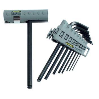 Stiftschluessel-Set HexGrip 9-tlg.
