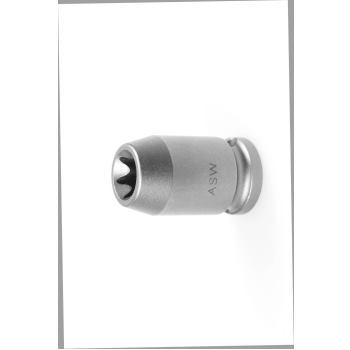 """Kraft-Steckschlüssel E Profil für Außen-Torx® 1/4"""""""