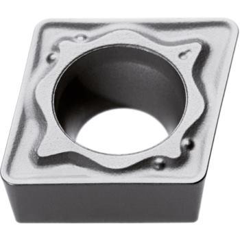 Hartmetall-Wendeschneidplatte CCMT 060204-MU OHC7