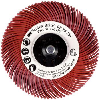 BB-ZB radiale Schleifbürste Bristle, Typ C, Korn2
