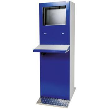 Computerschrank mit Füßen 1750x550x750 mm, 3 Fa