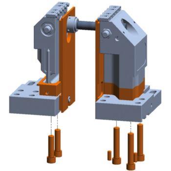 Erhöhungssatz 3AX100 Höhe 150 mm