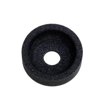 Schleiftopf 80x25x22-65x15 C 30 N, Stein, zylindri
