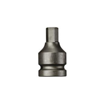 """Schlagschraubereinsatz 1/2"""" Innen-6kt 19 mm"""