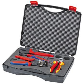Werkzeugkoffer für Photovoltaik