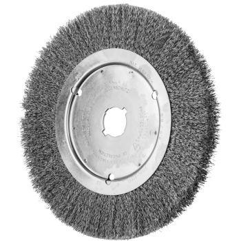 Rundbürste, ungezopft RBU 25020/22,2 ST 0,25