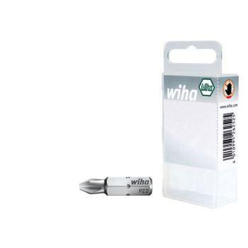 Pozidriv-Bits 25 mm, in Kunststoffbox.