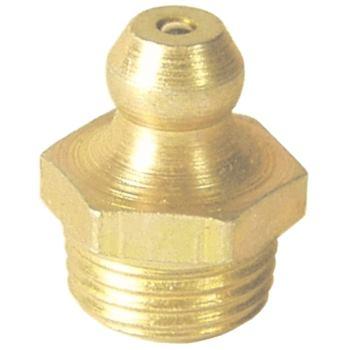 Hydraulik-Kegel-Schmiernippel H1 SFG 10x1 DIN 71