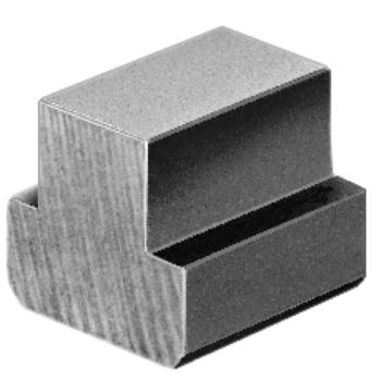Muttern-Rohlinge für T-Nute 8 mm