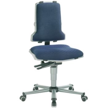 Arbeitsstuhl Sintec mit Rollen - Sitzneigung