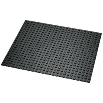 Noppenmatte 888 x 432 mm schwarz