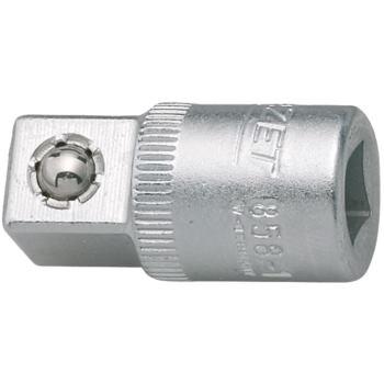 """Adapter Übergangsstück 1/4"""" Zoll in 3/8"""" Zoll DIN 3123"""