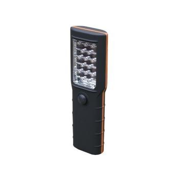 KOMPAKTE KABELLOSE LED LAMPE, 15 LED, 1000LX, IP65