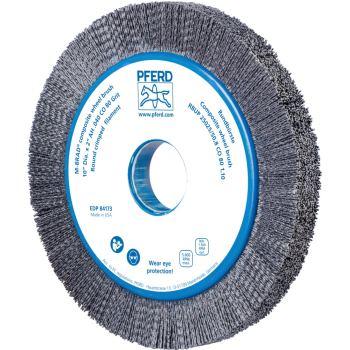 Rundbürste mit Plastikkörper, ungezopft RBUP 25025/50,8 CO 80 1,10