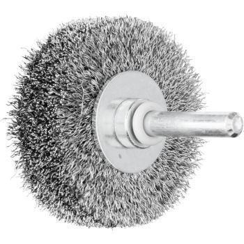 Rundbürste mit Schaft, ungezopft RBU 5015/6 ST 0,20