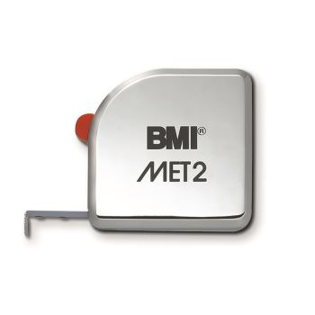 TBM MET Länge 3m weissl. 490341210