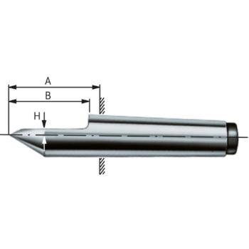 Zentrierspitze DIN 806 MK 2 halbe Spitze hartmeta