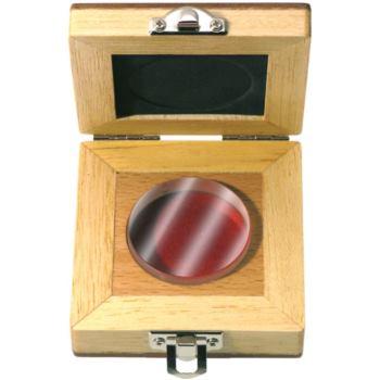 Plan-Glasplatte 50 mm Durchmesser
