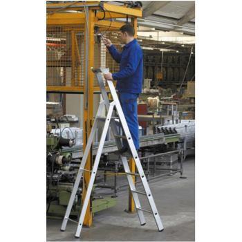 Stufen-Stehleiter Z 500 einseitig 5 Stufen