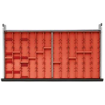 Einrichtungssortiment 550 B Behälter ab 40 mm