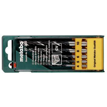 Holzbohrer-Kassette 5-teilig
