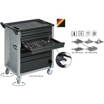 Werkzeugwagen-Vigor700-grau