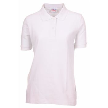 Polo-Shirt Women weiß Gr. L