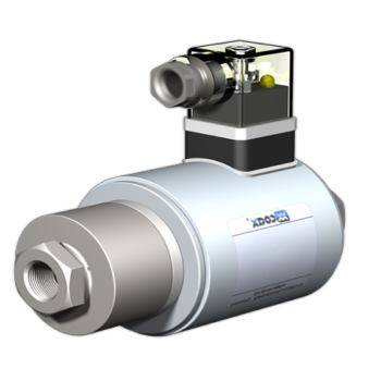 Magnetventil HP - 24V für FLUICON-System für Fette