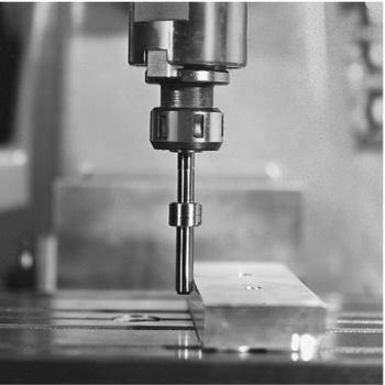 Kantentaster einfacher Kopf 10 mm Schaftdurchmess