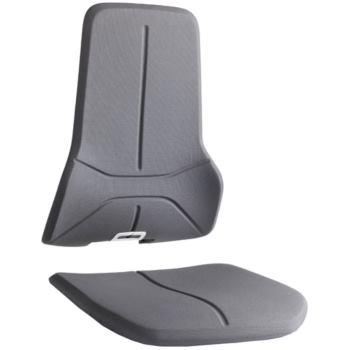 BIMOS Polster Superfabric Farbe schwarz für Arbeit