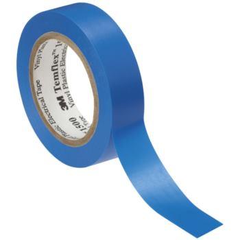 Temflex 1500 PVC -Elektroisolierband, blau B:15 mm x L:10 m