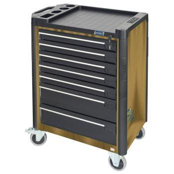 Werkstattwagen 179-7 in gold inkl 141 Werkzeuge