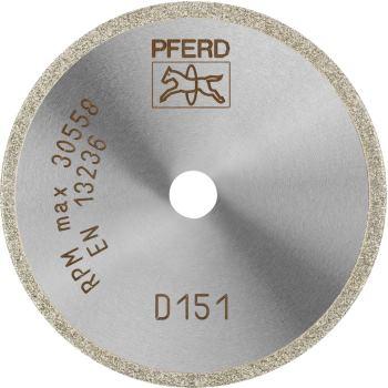 Diamant-Trennscheibe D1A1R 50-1,4-6 D 151 GAD