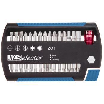 XLSelector Torsion, gemischt, 31-tlg.