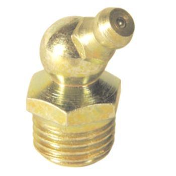 """Hydraulik-Kegel-Schmiernippel H2 R1/4"""" DIN 71412"""