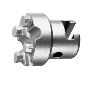 HM-Bohrkopf, gerade, 32K, D=80mm