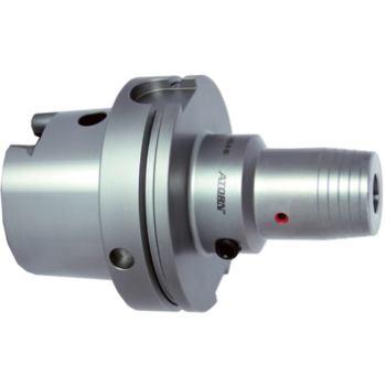 Hydro-Dehnspannfutter HSK 63 10 mm kurz - schlank DIN 69893-A L1=80 mm