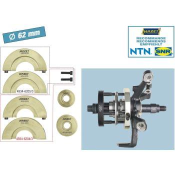 Kompakt-Radnaben-Lagereinheit-Werkzeug-Satz4934-2562/6