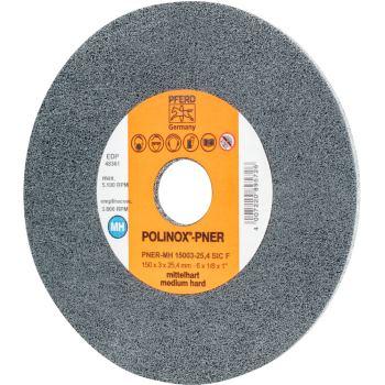 POLINOX®-Kompaktschleifrad PNER-MH 15003-25,4 SiC F