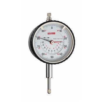 Messuhr 0,01mm / 10mm / 58mm / konzentrisch / ISO463 - DIN 878 10022