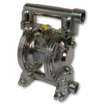 Pneumatische Doppel-Membranpumpe DP-160 3407254