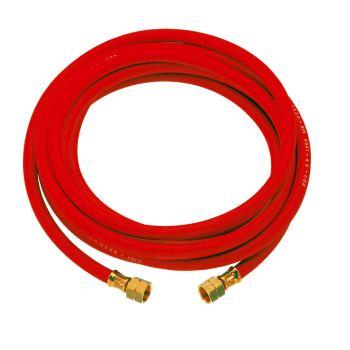Acetylen-Schlauchleitung,2,5m,6,0x3,5mm